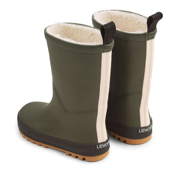 Mason Thermo Rain Boot Hunter Green / Black Mix