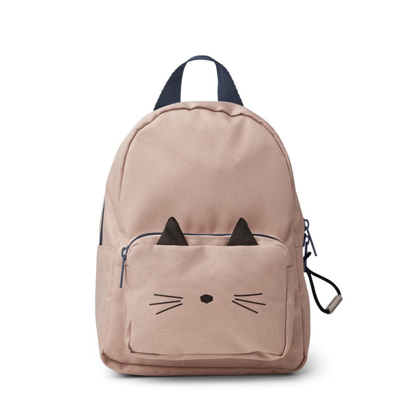 Saxo Mini Backpack Cat Rose