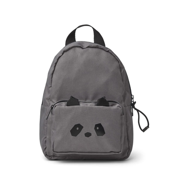Saxo Mini Backpack Panda Stone Grey