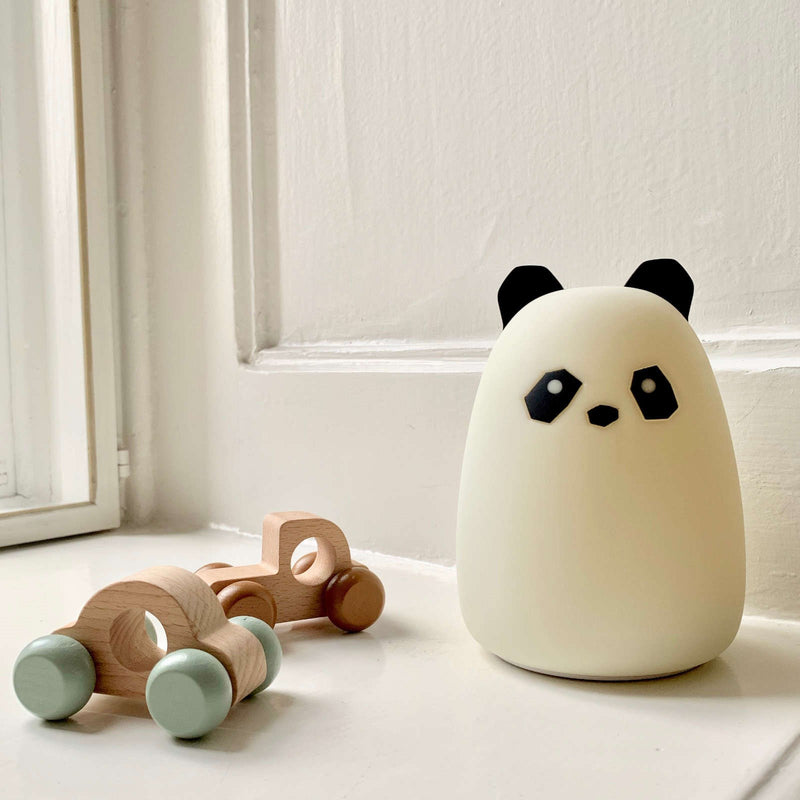 Winston Night Light Panda Creme De La Creme