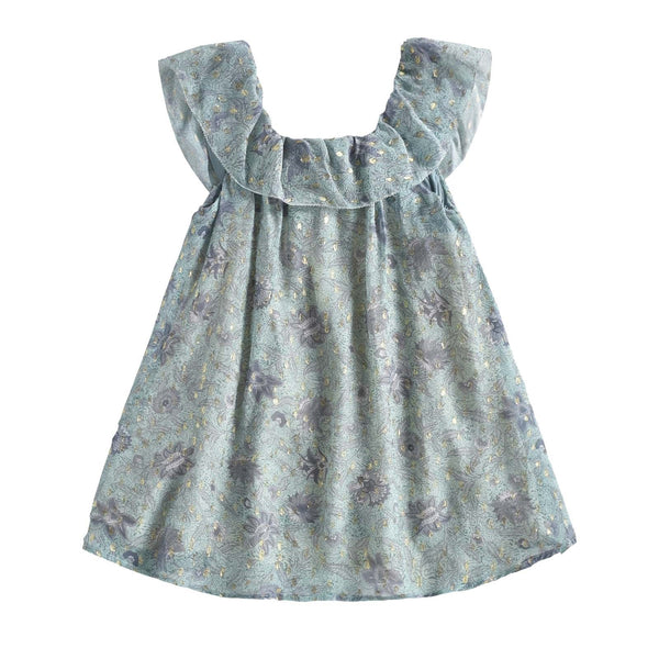 Jonuta Almond <br> Flowers Dress