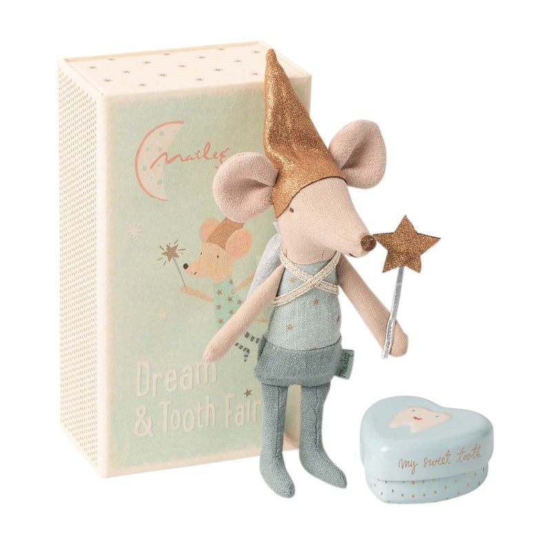 Big Brother<br>Tooth Fairy<br>Mouse in Matchbox