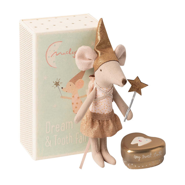 Big Sister<br>Tooth Fairy<br>Mouse in Matchbox
