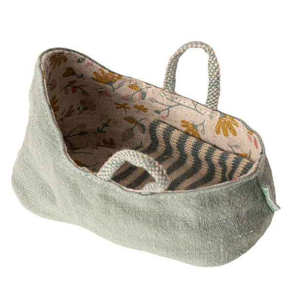 MY Carry Cot<br>Dusty Green