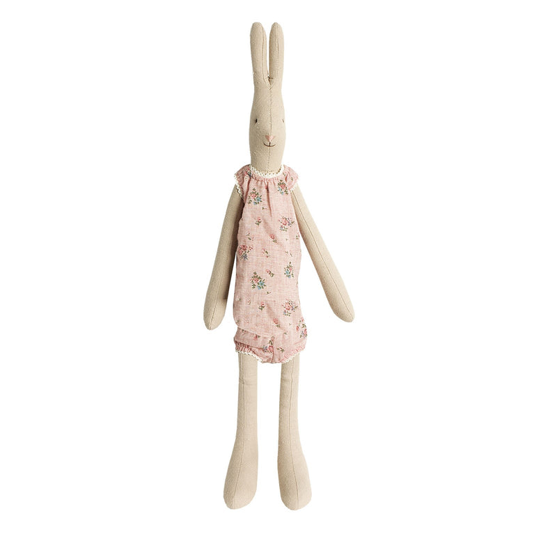 Medium Rabbit<br>Girl Pink