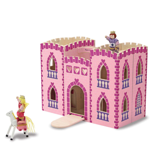 Fold and Go <br> Princess Castle