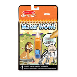 Safari Water <br> Reveal Pad
