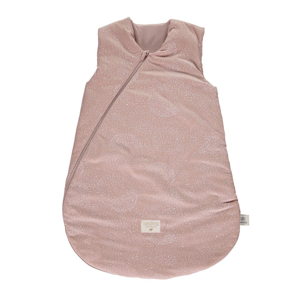 Cocoon Mid Season <br> Sleeping Bag White <br> Bubble / Misty Pink