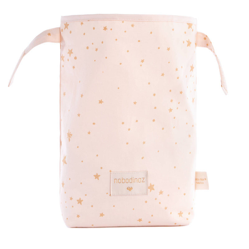 Too Cool <br> Eco Lunch Bag Gold <br> Stella / Dream Pink