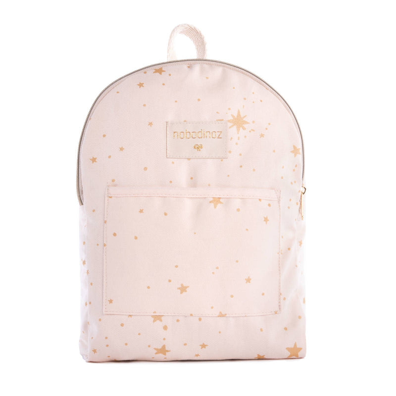 Too Cool <br> Mini Backpack Gold <br> Stella / Dream Pink