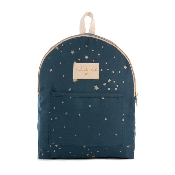 Too Cool <br> Mini Backpack Gold <br> Stella / Night Blue
