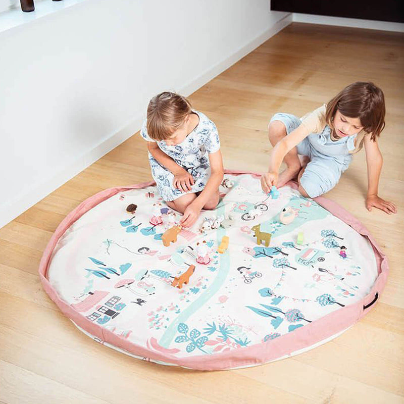 Walk In The Park  <br> Storage Bag / Playmat