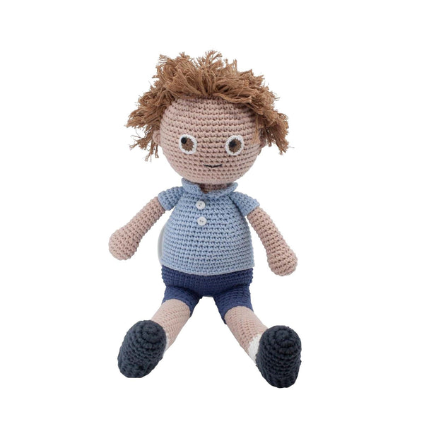 Crochet Doll William