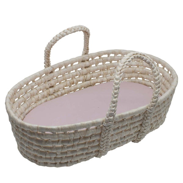 Doll Carry Cot <br> Sunset Pink