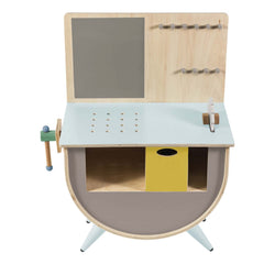 Play Tool Bench <br> Warm Grey