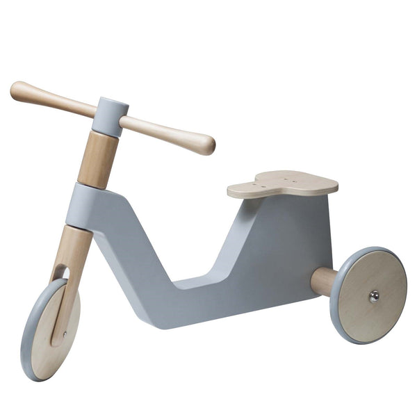 The Sebra Scooter <br> Elephant Grey