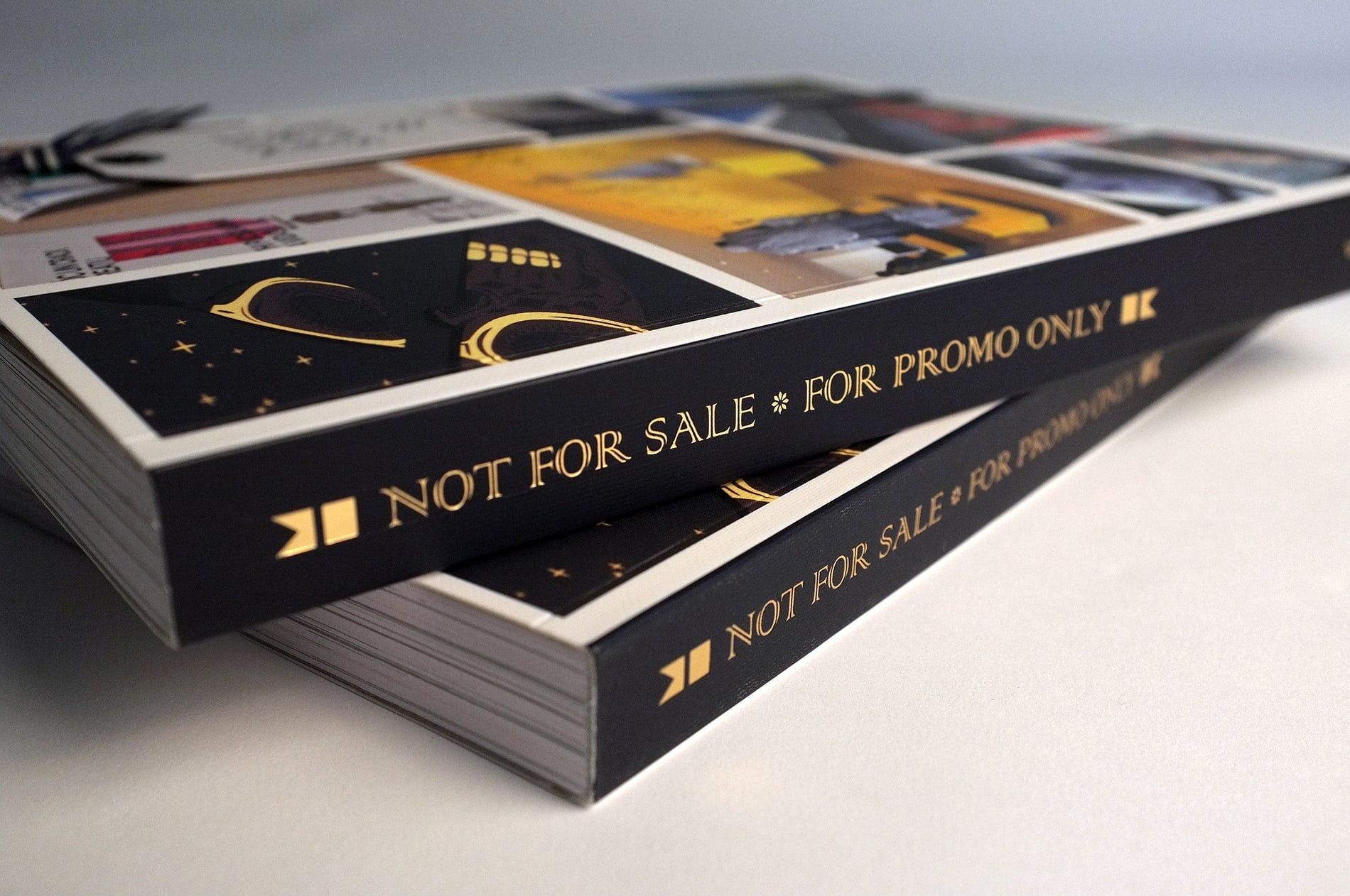Not For Sale • For Promo Only