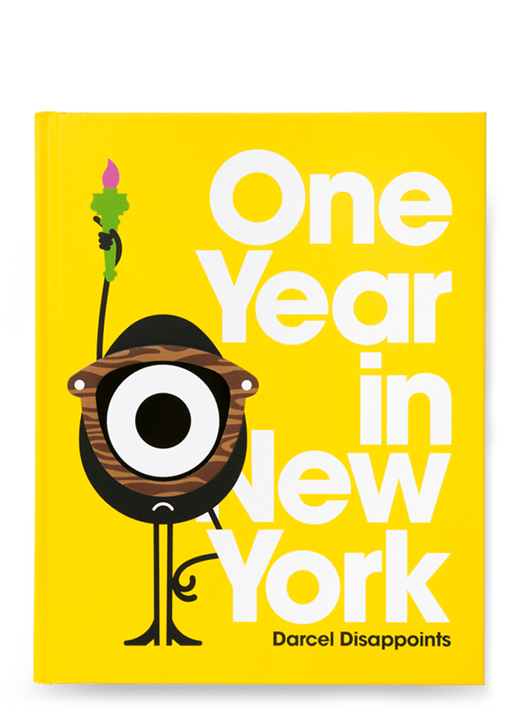 One Year in New York