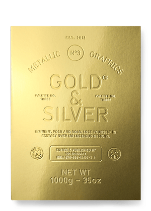 PALETTE 03: Gold & Silver