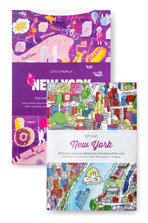 CITIxTravel Duo: New York