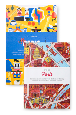 CITIxTravel Duo: Paris