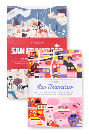 CITIxTravel Duo: San Francisco