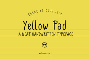 Yellow Pad