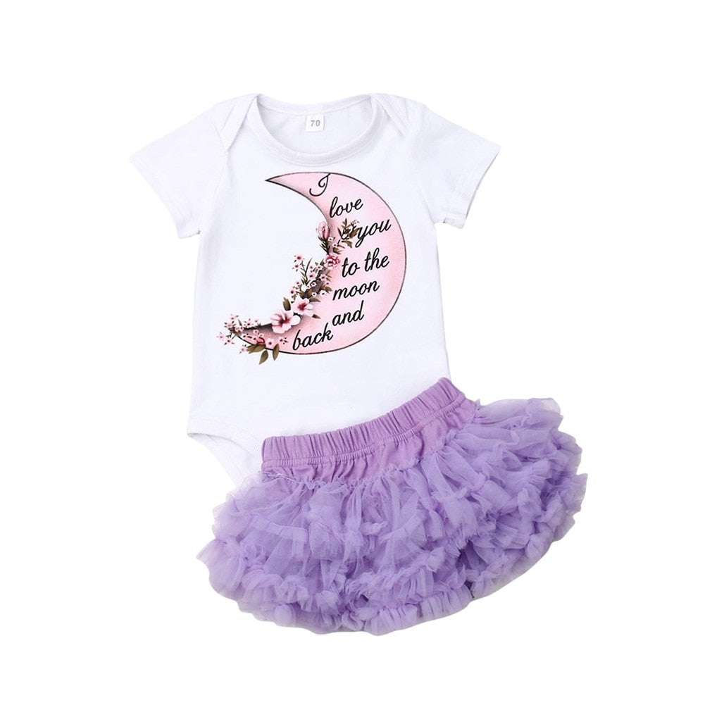 Infant Baby Girl Tutu Skirt (3-18M)