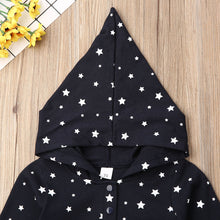 Load image into Gallery viewer, Moon & Star Hoodie (3-18M)