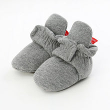 Load image into Gallery viewer, Baby Girls Warm Sock Shoes