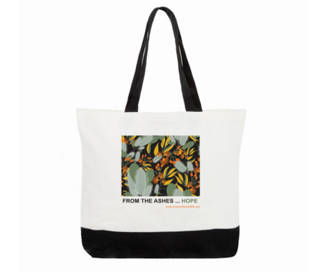 After the Bushfires Deluxe Tote