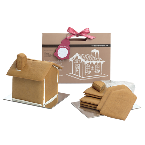 'Gingerbread Folk' Gingerbread House Kits