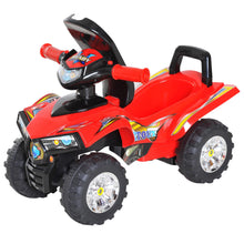 Load image into Gallery viewer, Kids Ride On Quad Bike, 60Lx38Wx42H cm-Red
