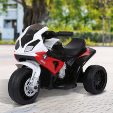 Load image into Gallery viewer, Electric Kids Ride on BMW Motorbike 6 V-Red