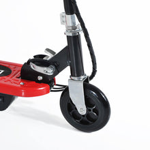 Load image into Gallery viewer, Kids Foldable E-Scooter W/Brake Kickstand-Red