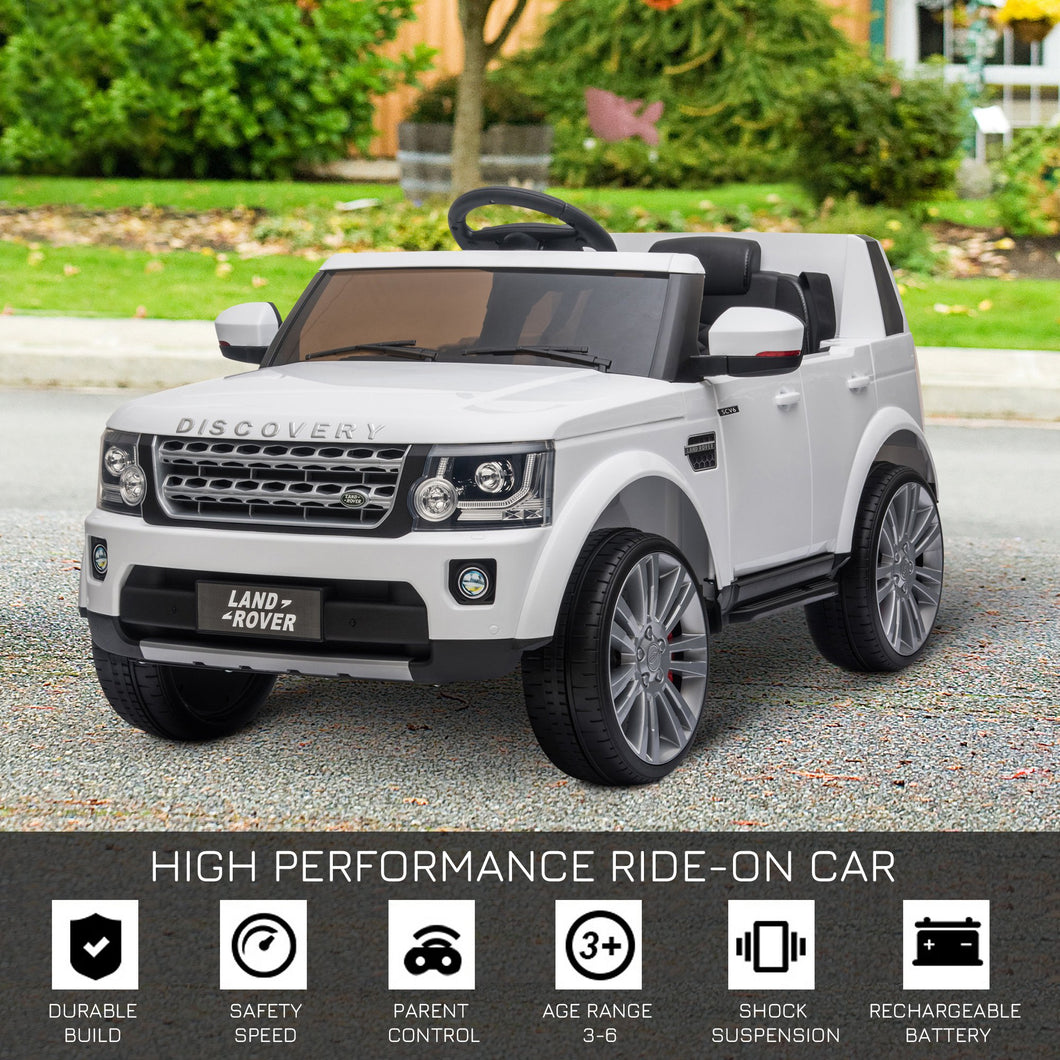 Landrover Kids Ride on Car 12 V Electric with Remote