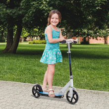 Load image into Gallery viewer, Folding Kids Kick Scooter-Blue