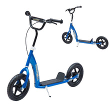 "Load image into Gallery viewer, 12"" Tyres Scooter-Blue"
