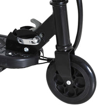 Load image into Gallery viewer, Folding Kids Electric Scooter, Age 7-14-Black