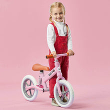 Load image into Gallery viewer, balance bike pink
