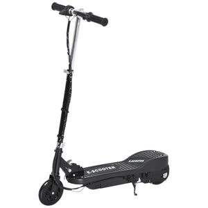 Folding Kids Electric Scooter, Age 7-14-Black