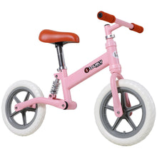 Load image into Gallery viewer, Toddler Balance Bike No Pedal Walk Training Pink