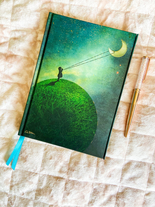 Chasing the Moon Journal