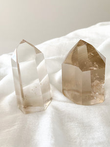 Citrine (natural) Point