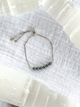 Load image into Gallery viewer, Tia Crystal Bracelet - Silver
