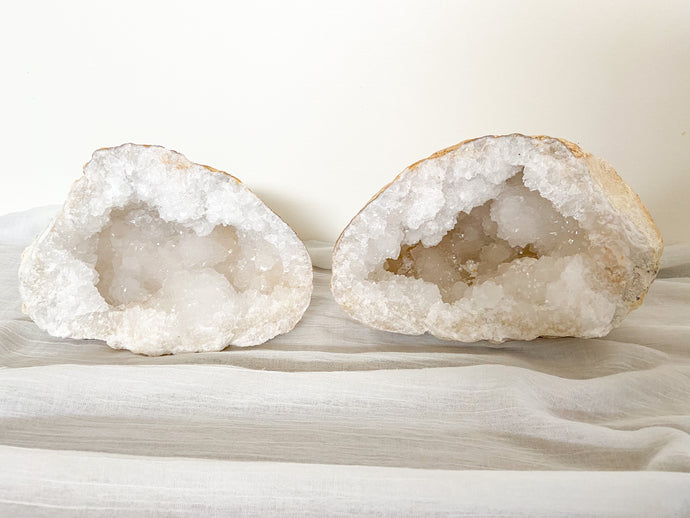 Natural Quartz Geode B - 9kg