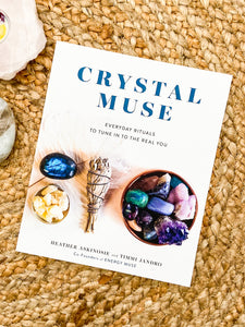 Crystal Muse - Heather Askinoise and Timmi Jandro