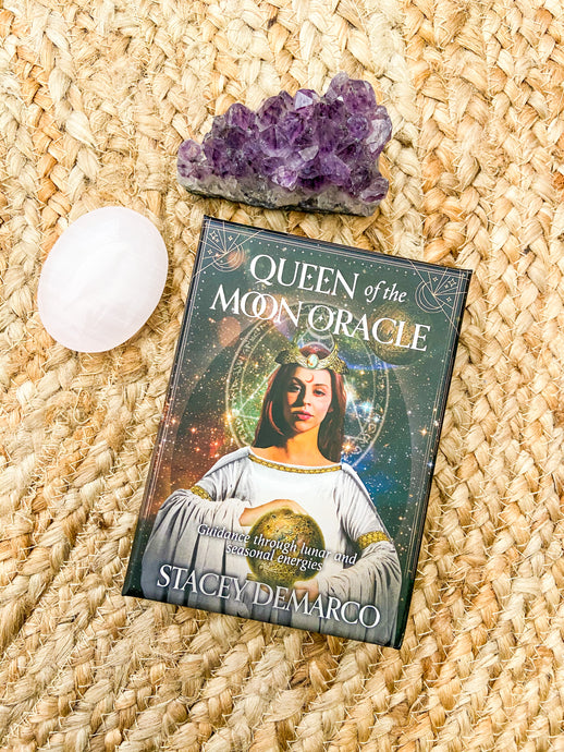 Queen of the Moon Oracle - Oracle Cards