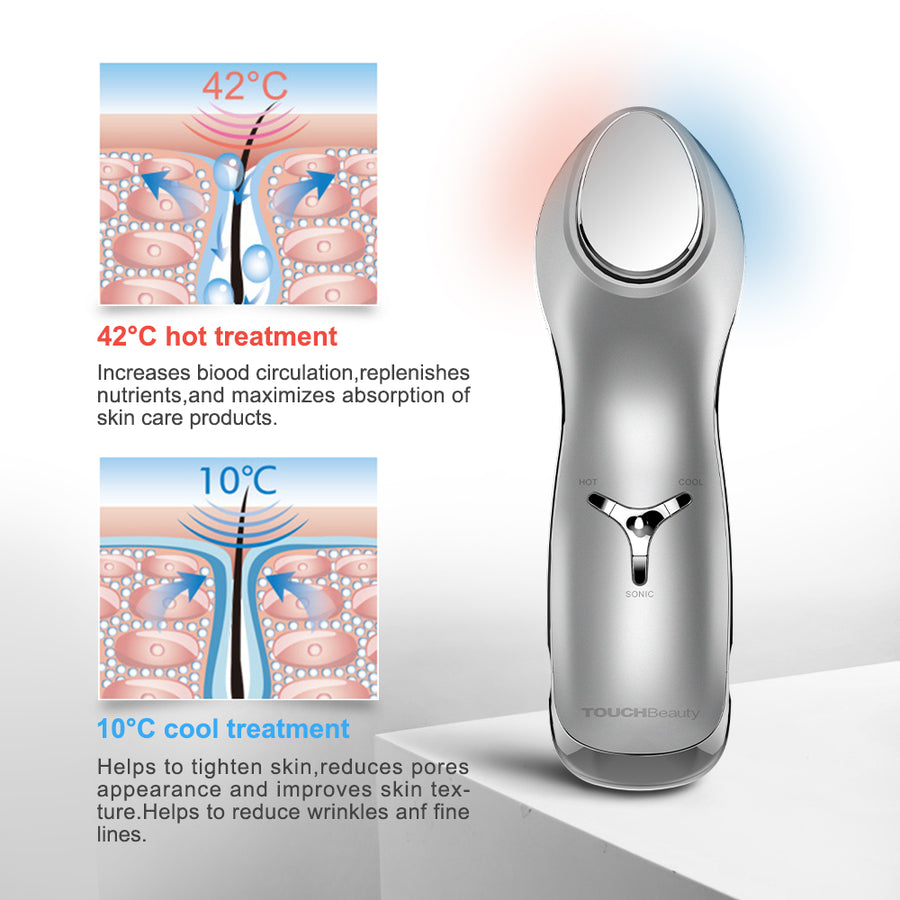 Touchbeauty Hot/Cool Skin Device