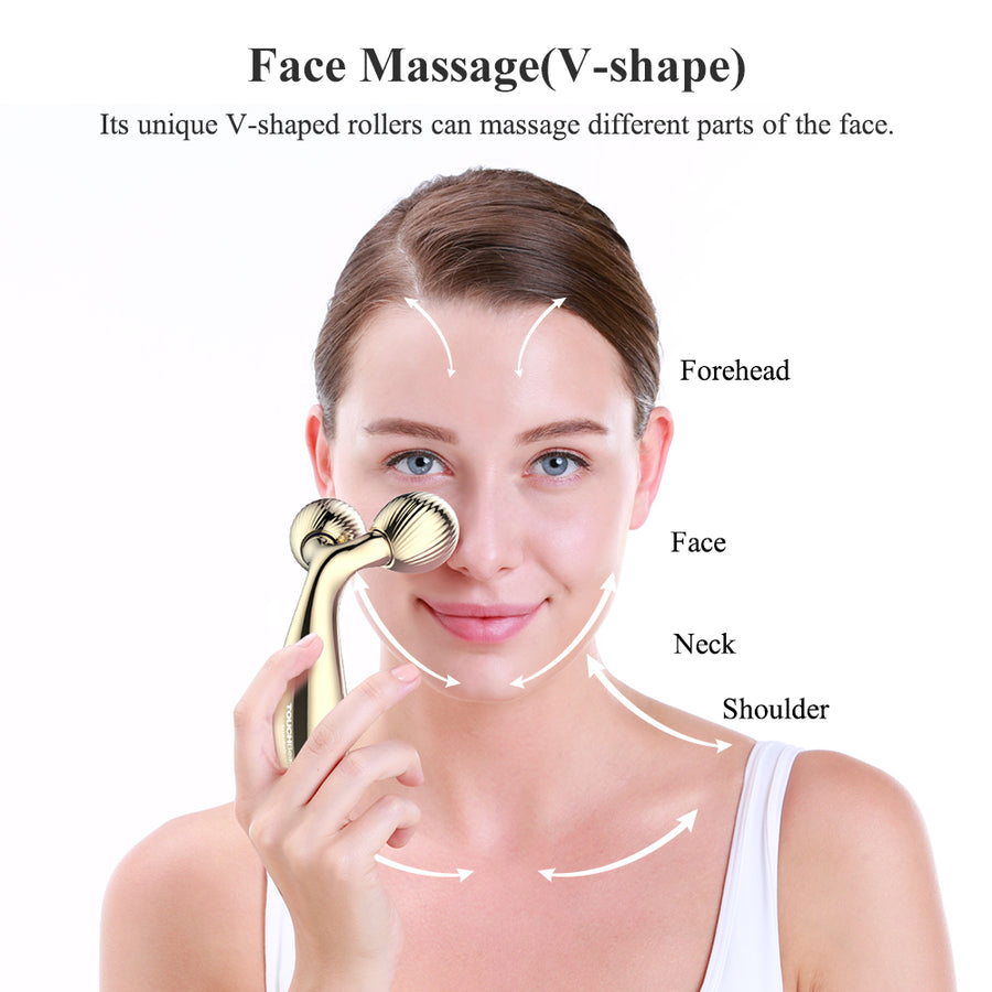 Touchbeauty Facial Massage Roller